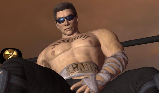 Johnny Cage Mortal Kombat X