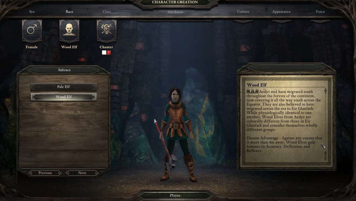 Pillars of Eternity Chanter Class Guide - Stats, Abilities, Talents