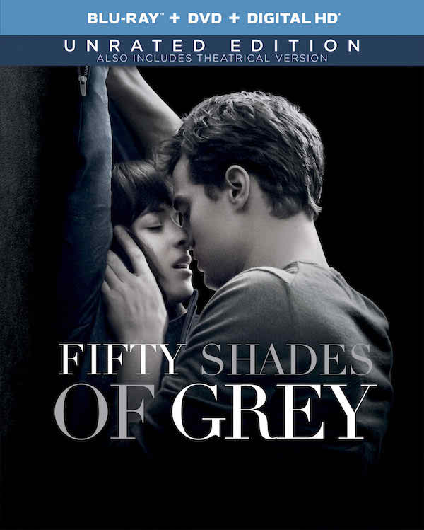 Fifty Shades of Grey Getting a DVD/Blu-Ray, Unrated Edition With an Alternate Ending