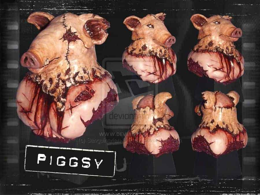 manhunt_piggsy_bust_figure_statue_5_by_sanguinarian_craving-d5grycc