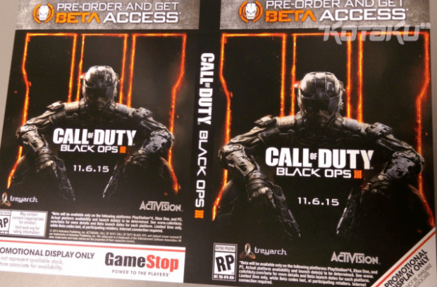 Black Ops 3 Posters