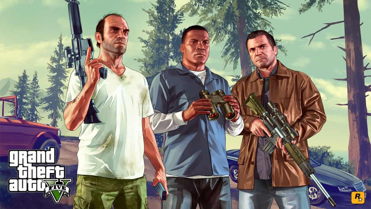 GTA V Mysterious Phone Number Easter Egg Has Folks Searching Deep for Its Meaning