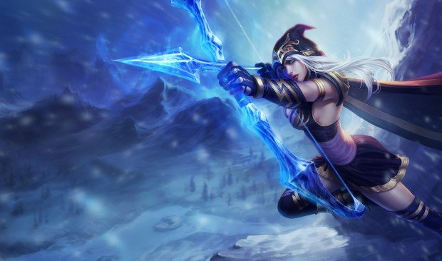 League of Legends - Ashe