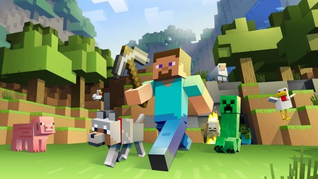 Here Comes New Updates For Minecraft Xbox One And 360