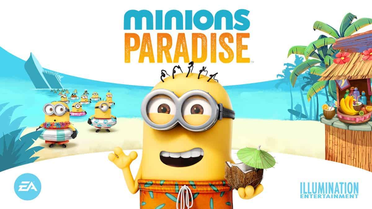 Minions are Coming to Your Mobiles This Summer