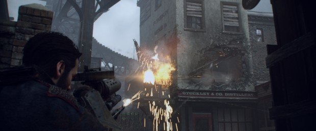The Order: 1886 Ready at Dawn