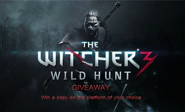 The Witcher 3 Giveaway
