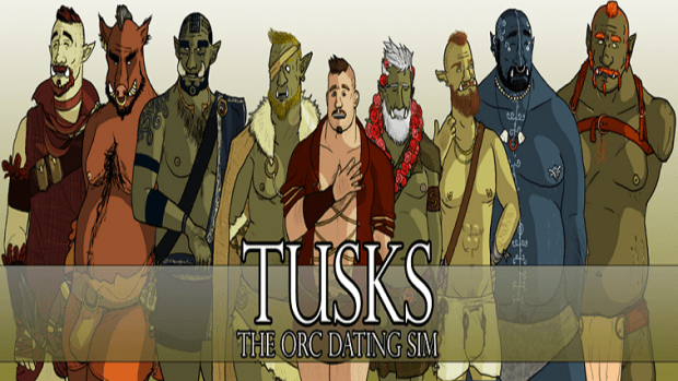 Tusks The Orc Dating Sim