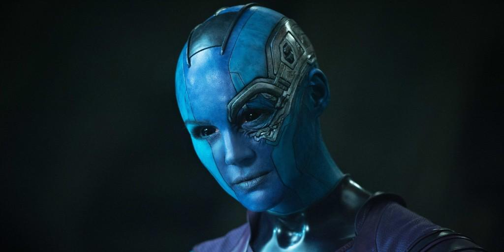 Guardians of Galaxy 2: Karen Gillan Returning as Nebula