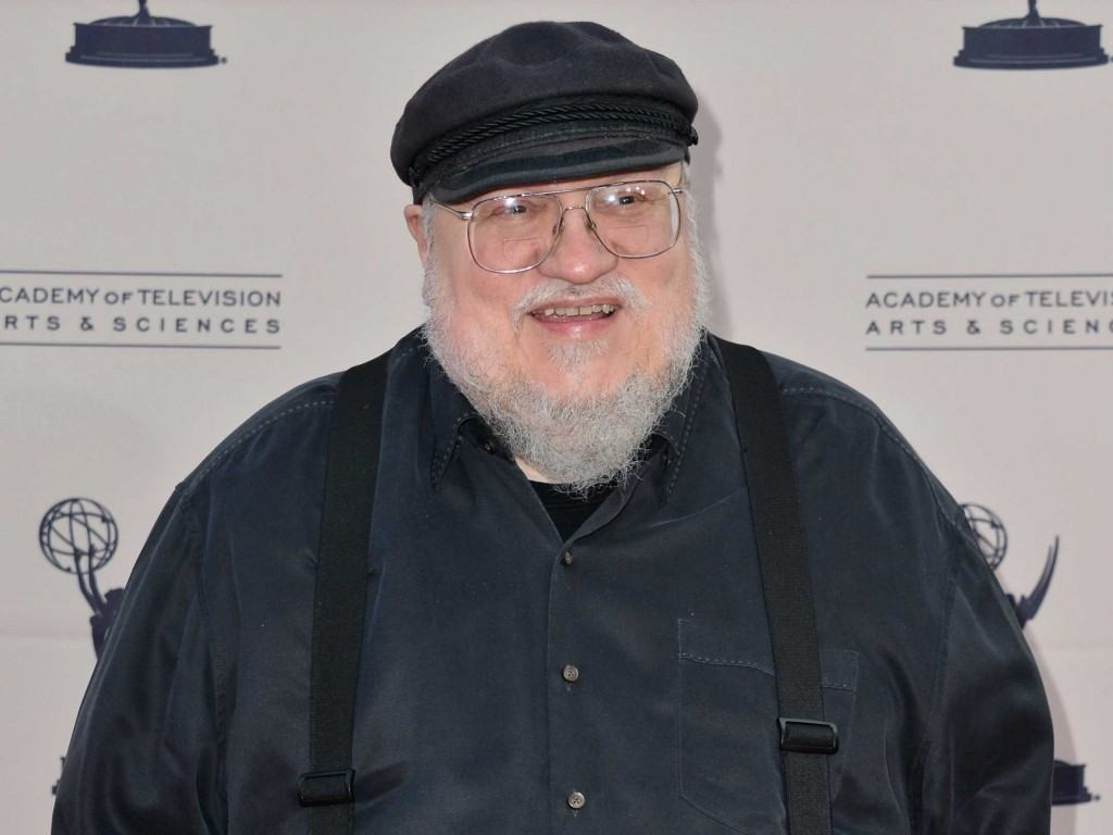 George R.R. Martin Working on a New Series Captain Cosmos for HBO