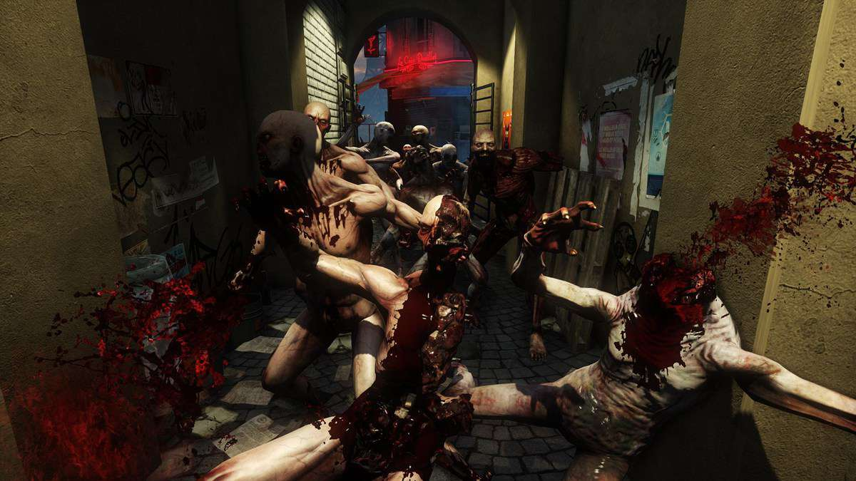 New Killing Floor 2 Update Brings PVP, Become a ZED!