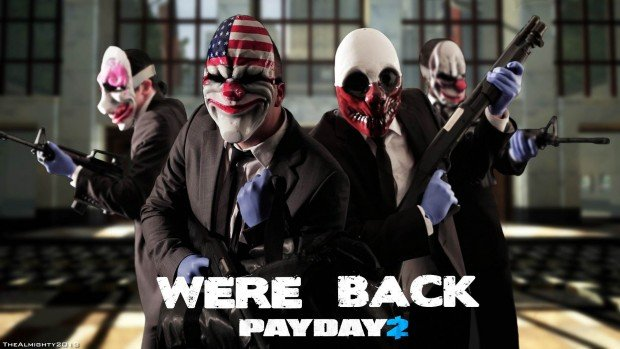 purchasing Payday 2