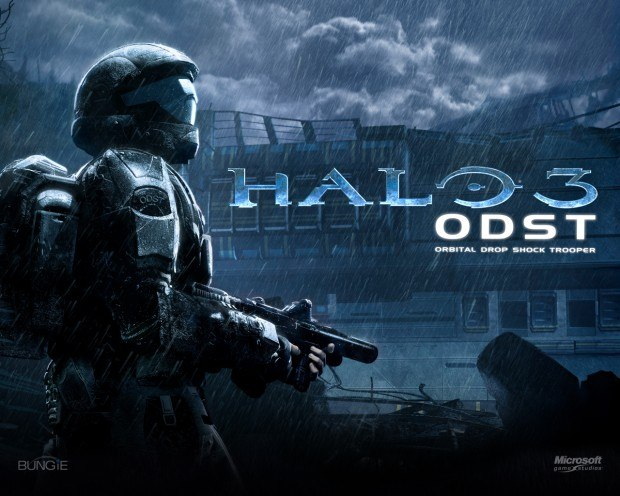 SSX and Halo 3 ODST