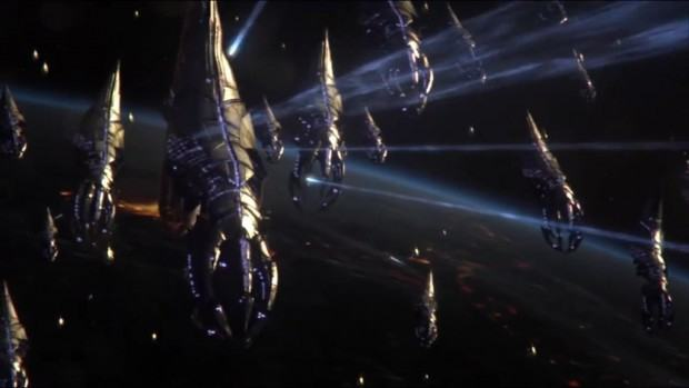 Mass Effect Reapers