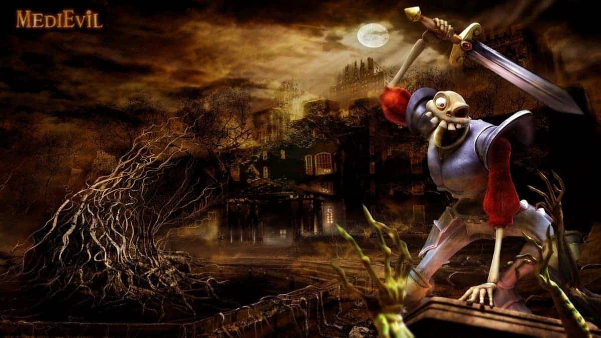 PlayStation Defines MediEvil Remake As A Game With The Soul Of Dark Souls