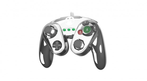 Metal Mario Controller for Wii and Wii U