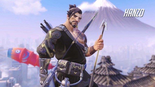Overwatch Hanzo Main