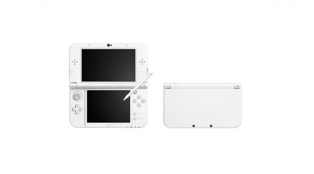 Pearl White New Nintendo 3DS XL