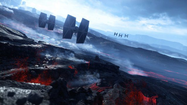Star Wars: Battlefront - Sky