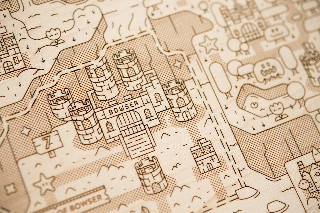super-mario-world-wooden-map-5