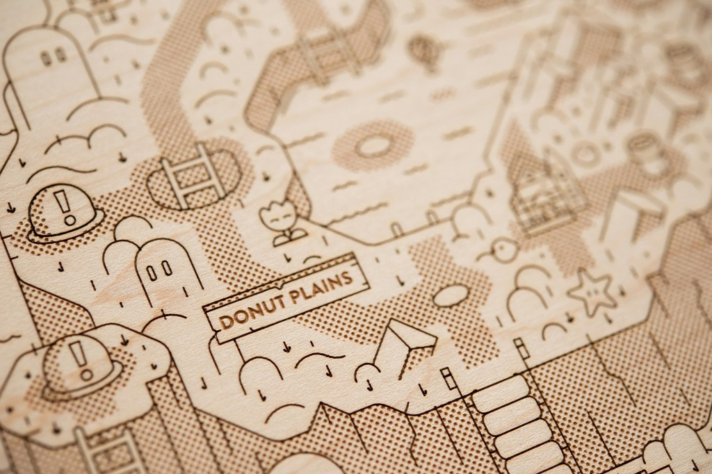 super-mario-world-wooden-map-6
