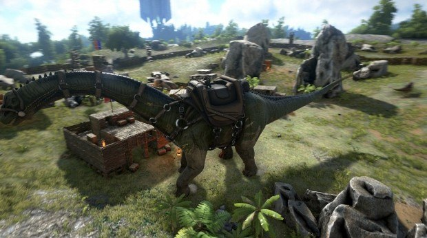 ARK Survival Evolved----