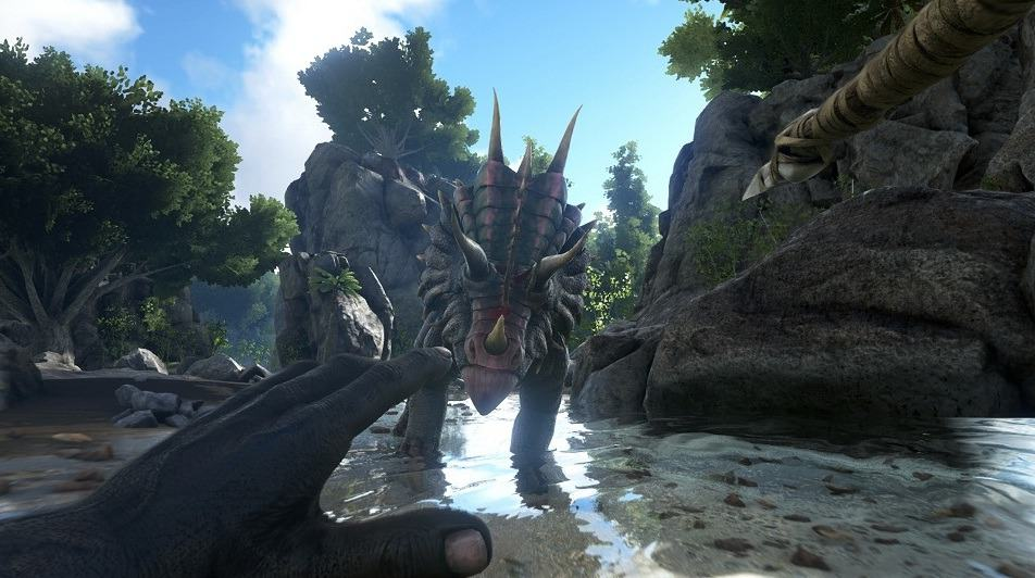 Ark: Survival Evolved Caves Locations Guide - Map