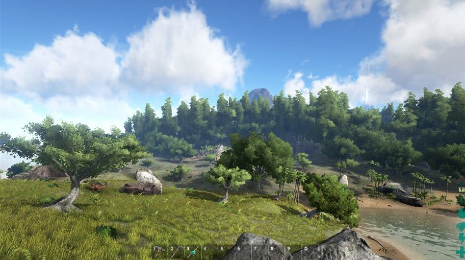 Ark Survival Evolved may Update