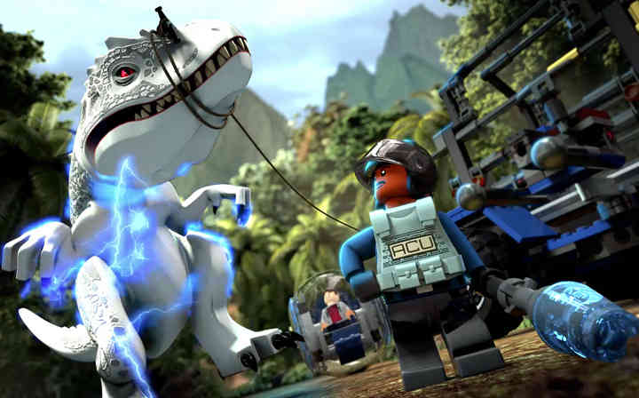 Lego Jurassic World-b