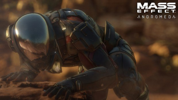 Mass Effect Andromeda romancing options