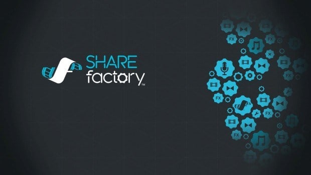 PS4 Sharefactory