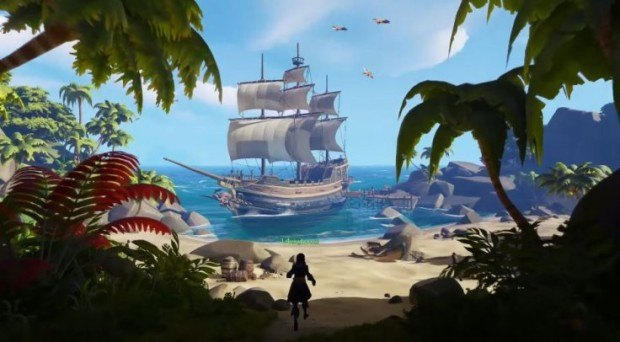 Sea Of Thieves PC Technical Test