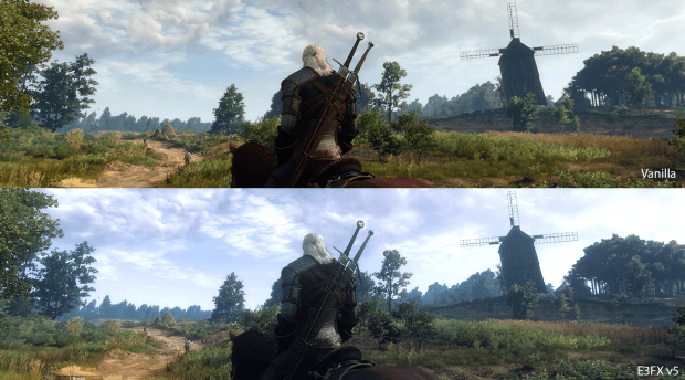 The Witcher 3 - E3FX