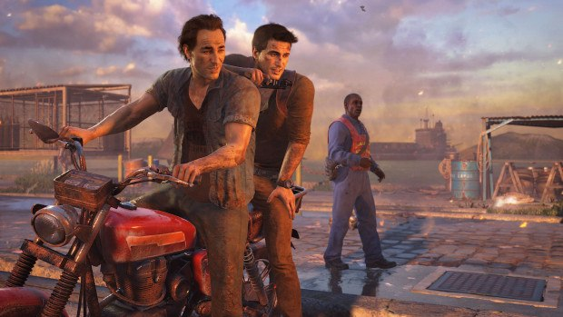 Sam Drake is Playable in Uncharted 4