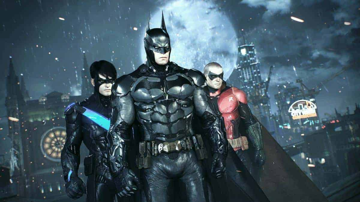 Batman Arkham Knight Easter Eggs Make a Case For Justice League Game