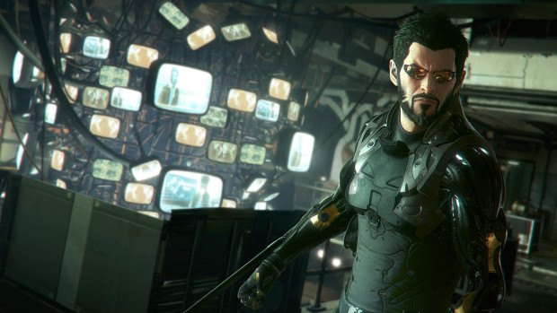 Deus Ex: Mankind Divided Hacking