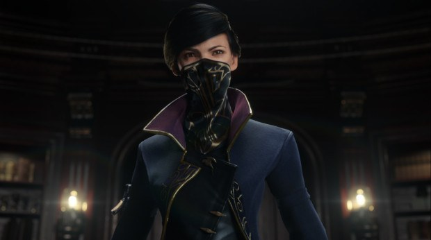 Dishonored 2 powers