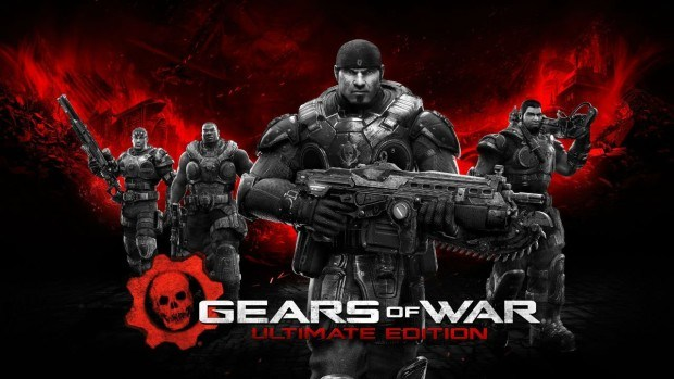 Gears of War oNE Shots Kill