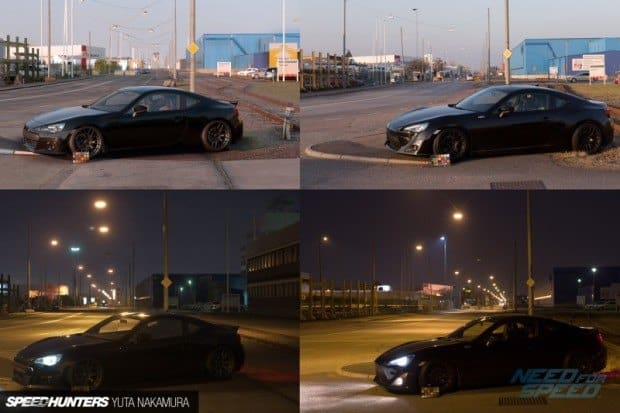 Need for Speed Comparison