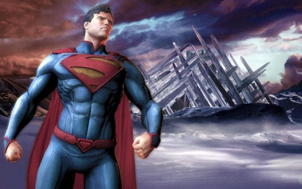 cancelled superman game footage