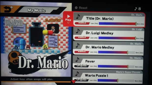 Rumor: Super Smash Bros Could Have a Dr. Mario Level Coming