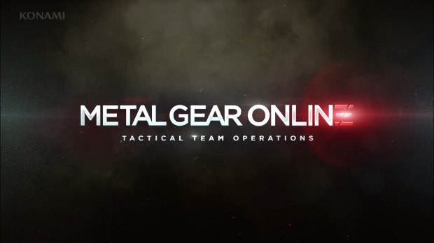 Metal Gear Online PC Beta