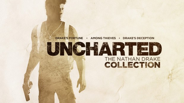 pa4 Nathan Drake Collection