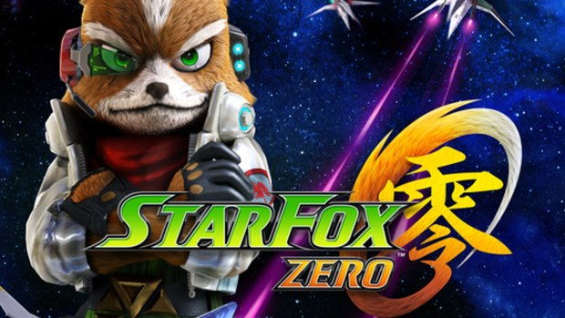 Star Fox Zero Heroes and Villains