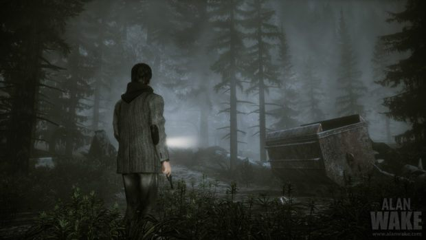 Alan Wake 2, New Alan Wake