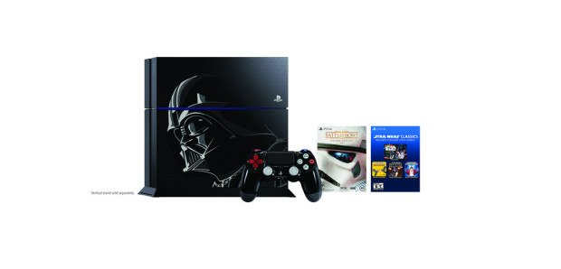 Darth Vader PlayStation 4 2