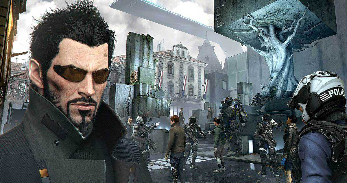 Deus Ex: Mankind Divided Money Farming Guide