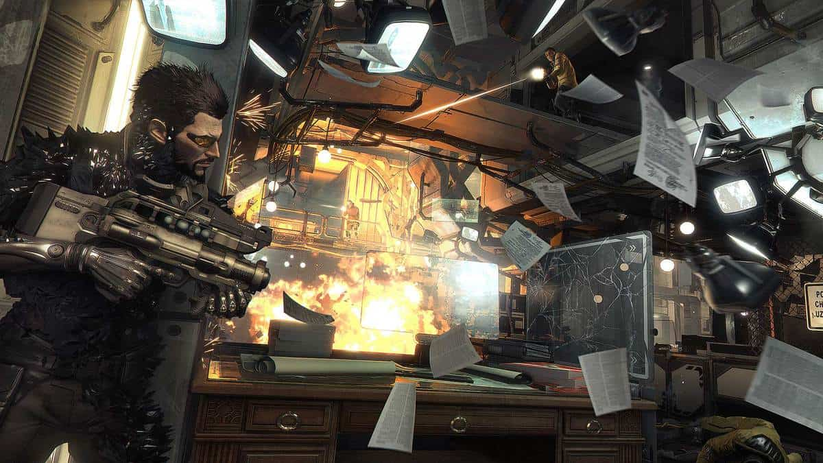Deus Ex: Mankind Divided Stealth Tips