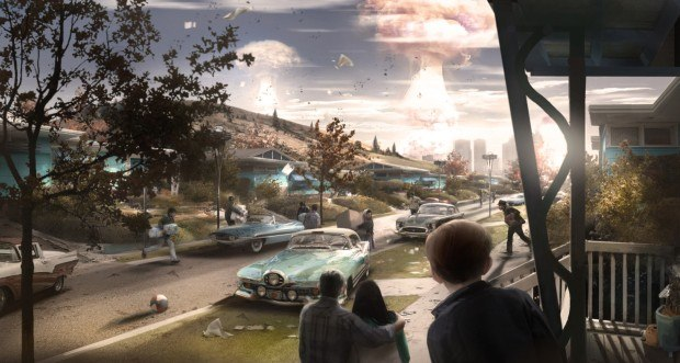 Fallout 4 Concept by Bethesda