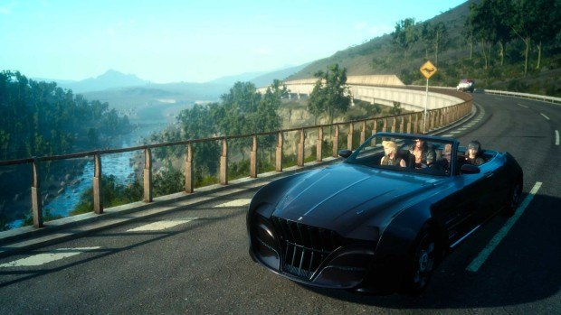 Uncovered: Final Fantasy XV must sell
